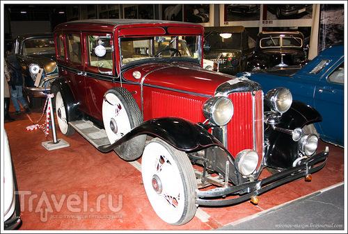 Музей ретро автомобилей в Зеленогорске / Россия