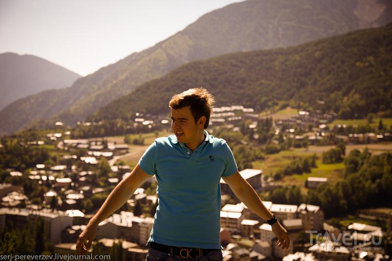 Андорра. Фотоотчет с автотура по Европе / Фото из Андорры