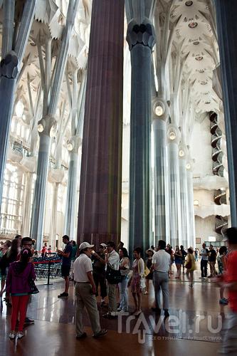 Барселона. Храм Святого Семейства / Испания