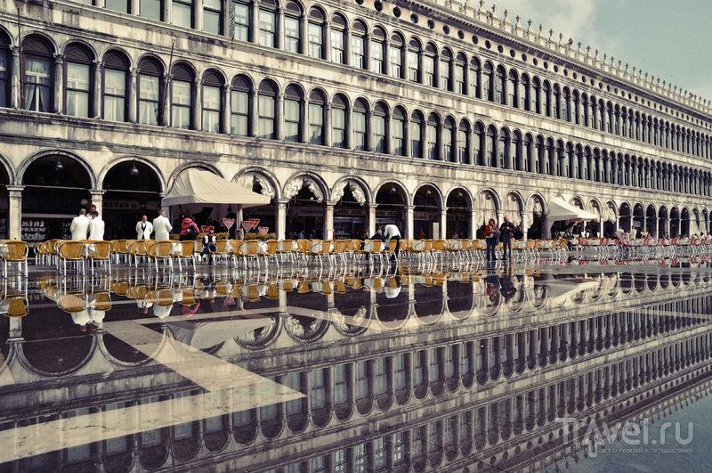 Венецианская канализация - а существует ли она вообще? / Италия