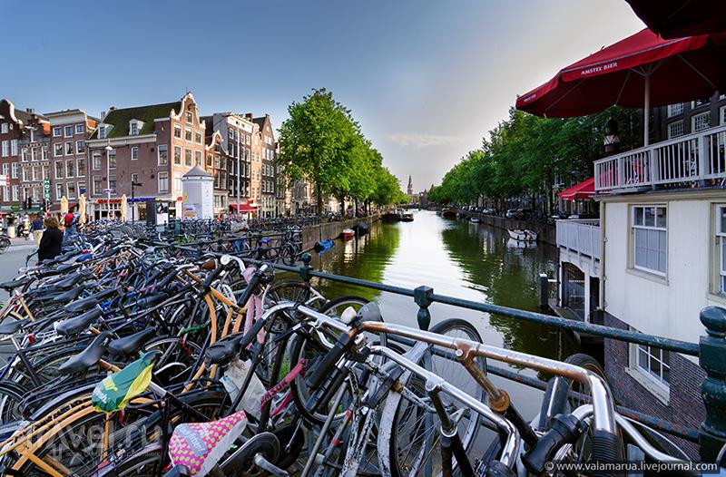 Нидерланды, Амстердам / Фото из Нидерландов