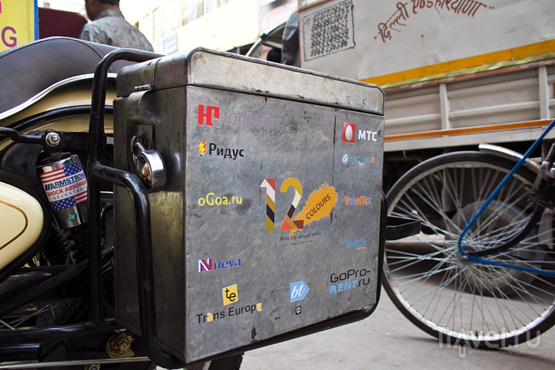 Мой индийский байк: как я купил его в Дели и проехал первые километры / Индия