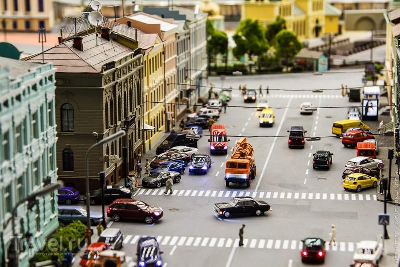 Миниатюрная Россия: Санкт-Петербург / Фото из России