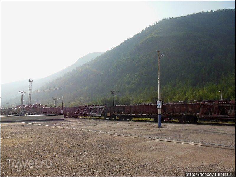 Путешествие вдоль БАМа. Граница трёх регионов / Россия