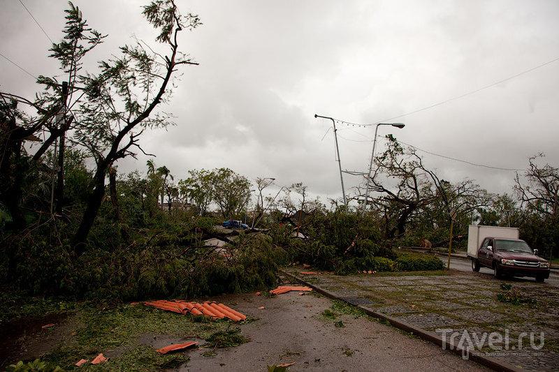 Куба. Ураган Sandy / Куба