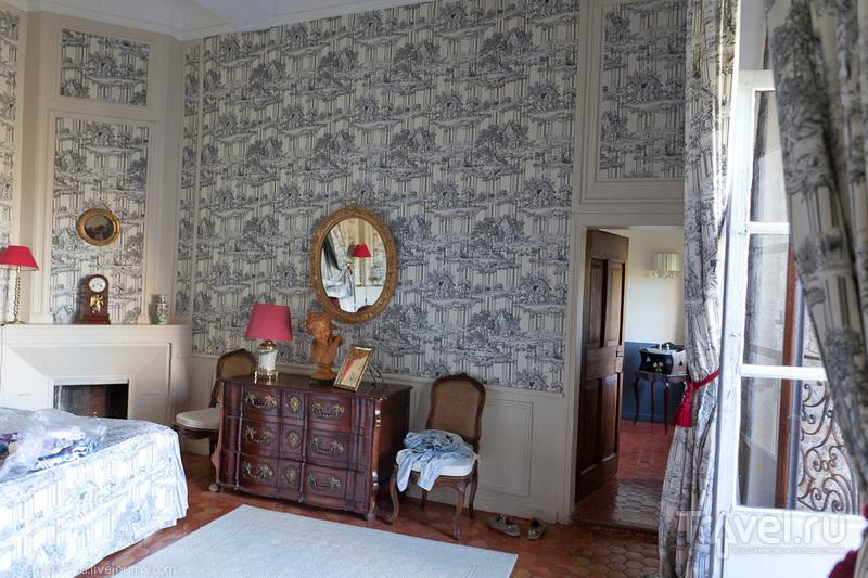 Прованский замок Ла-Барбан (Chateau de la Вarben) / Фото из Франции