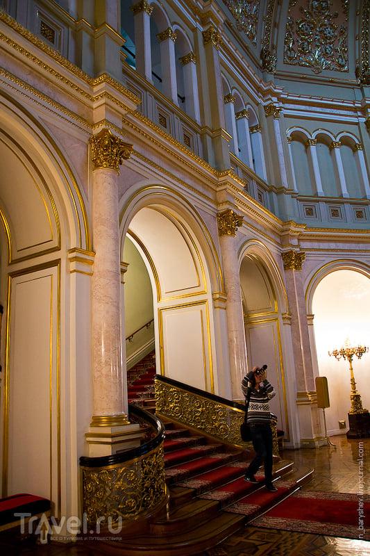 Московский Кремль: по стопам царей, императоров и президентов / Фото из России