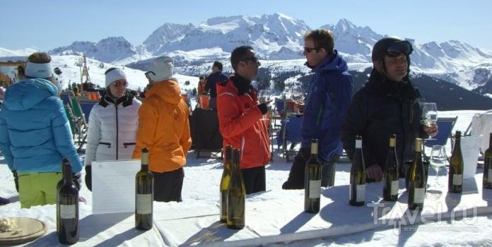 Винное ски-сафари