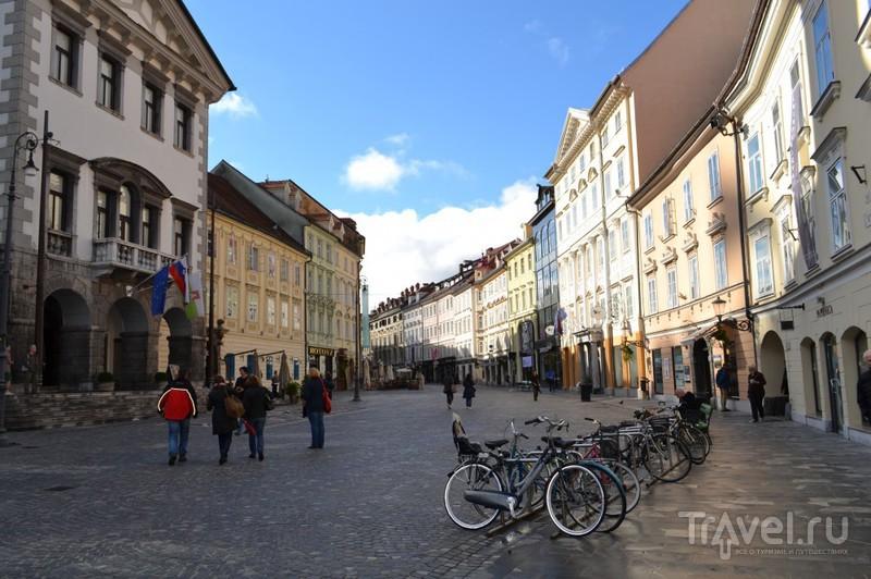 Мои впечатления от Словении. Любляна / Фото из Словении