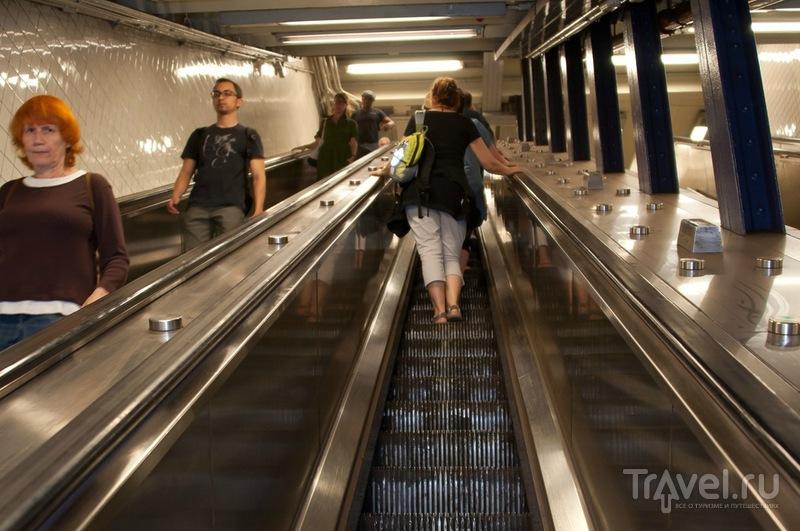 Приезд, одеяла и тайны Нью-Йоркского метро / США