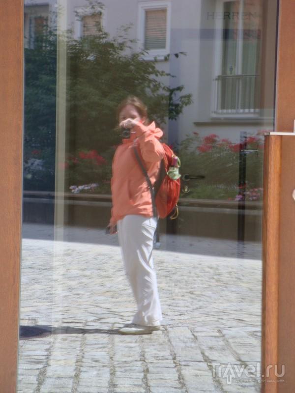 Откусить Баварии: Швебишь-Халль - Нёрдлинген - Штутгарт / Германия