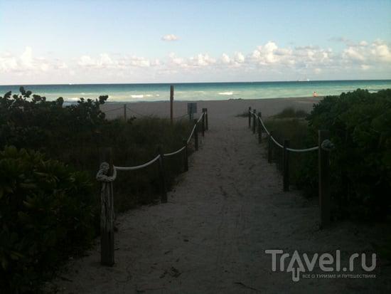 Где и за сколько я ночевала в Майами Бич / США