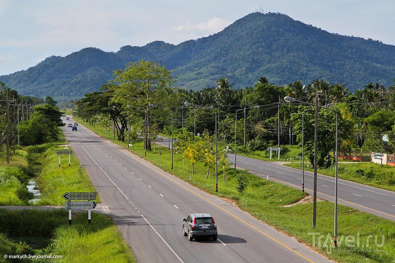 Виза-ран в Малайзию. Дорога туда / Малайзия