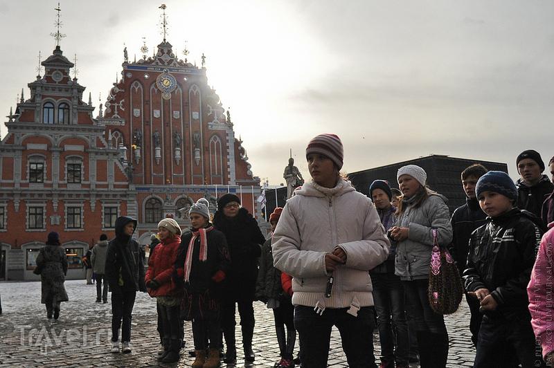 Рига на выходные. Часть 1: день / Латвия