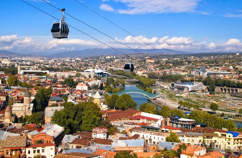 Грузия. Тбилиси / Грузия
