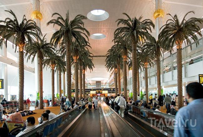 Дубайский аэропорт и длинные пересадки Emirates / ОАЭ