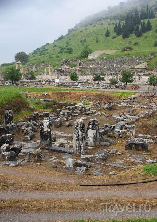 Ниса и окрестности Эфеса / Турция