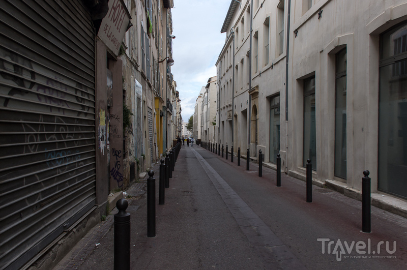 Приметы Марселя / Франция