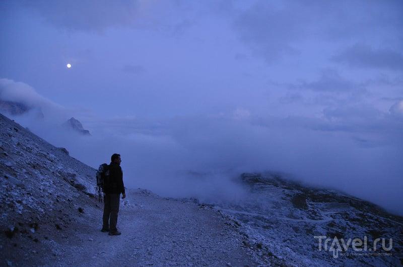 Потеряться в Доломитовых Альпах оказалось легко / Италия