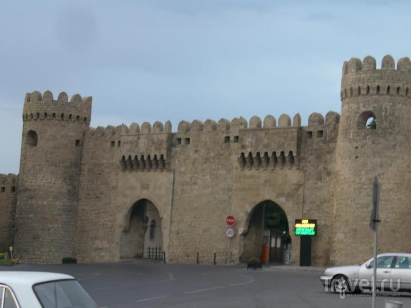 Кавказский Восток (необычное путешествие в Азербайджан) / Азербайджан