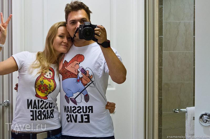 USA Wedding Trip: Отель Caesars Palace в Вегасе / США