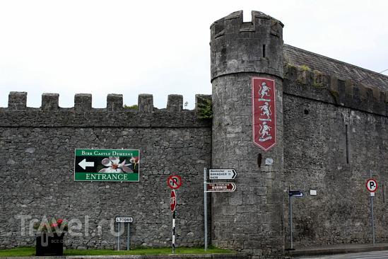 Бирр - музей науки и техники / Ирландия