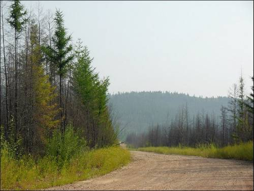 Путешествие вдоль БАМа. Возвращение в цивилизацию / Россия