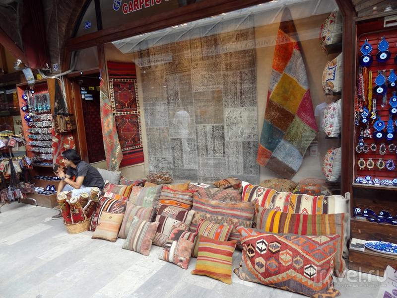Стамбул: рынок Араста / Фото из Турции