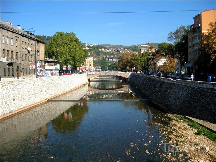 Как выглядит Сараево в наше время / Фото из Боснии и Герцеговины