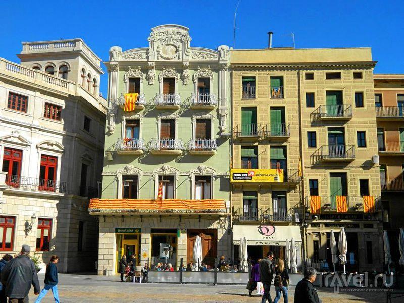 Реус, Испания / Фото из Испании