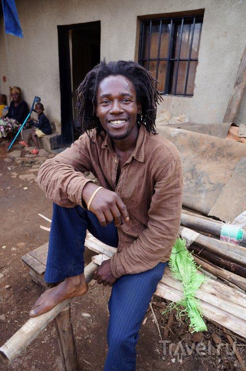 В гостях у Боба Марли / Руанда