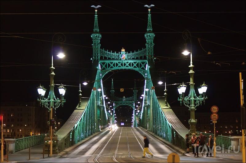 Будапешт днем и ночью / Венгрия