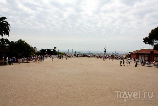 Барселона. Парк Гуэль / Испания
