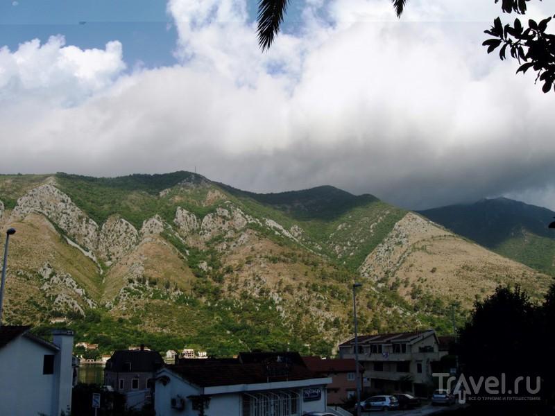 Красивая гавань / Черногория