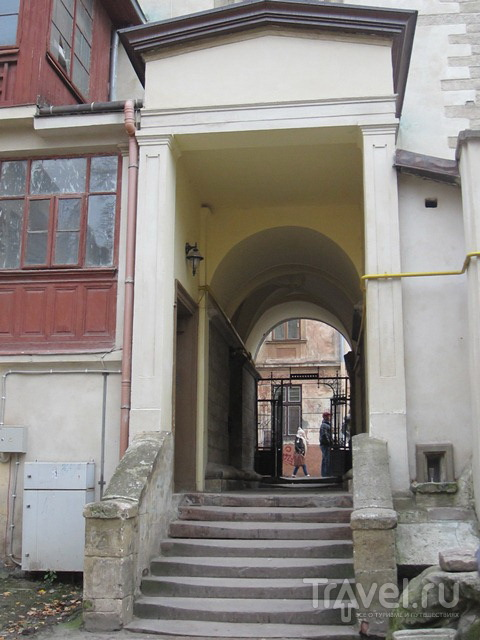 Съездить во Львов и получить удовольствие / Украина