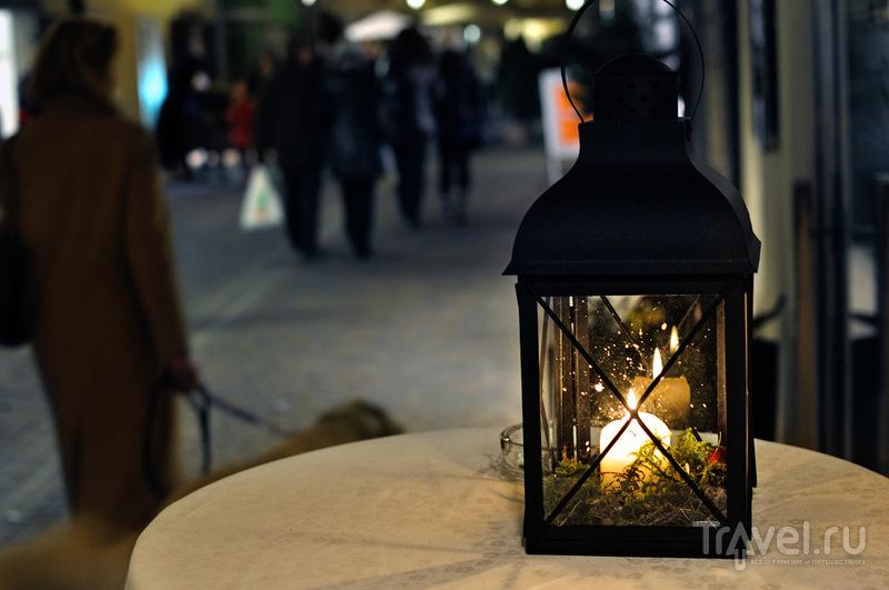 В субботу в Италии открываются первые рождественские базарчики / Италия