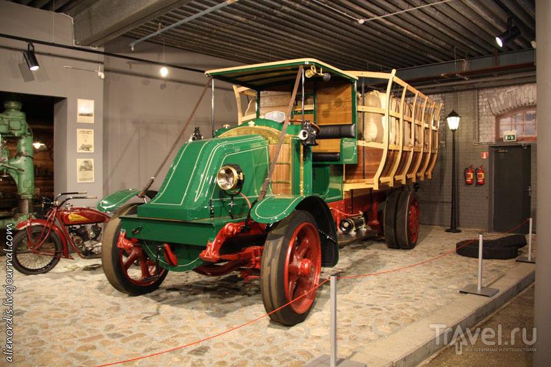 Рижский Мотор Музей: не только Руссо-Балт / Латвия