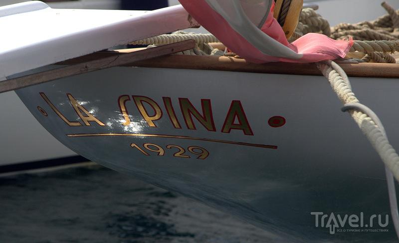 Менорка: Кубок короля Испании среди классических яхт / Фото из Испании