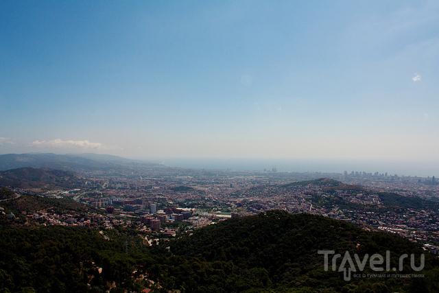 Барселона. Тибидабо / Испания