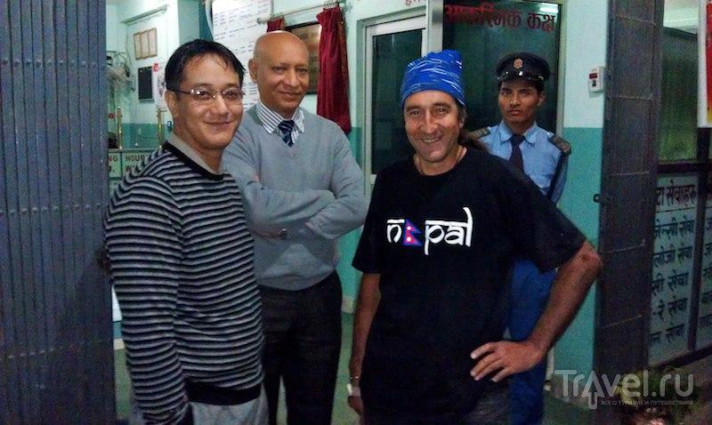 Непальские покатухи. Пипец подкрался незаметно / Непал