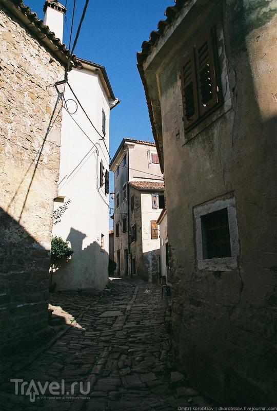 Путевые заметки: Грожнян, Хорватия / Хорватия