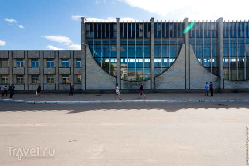 Тверь летом / Россия