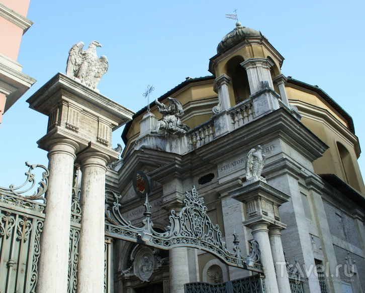 Ватикан. Центр мира. Католического / Фото из Ватикана