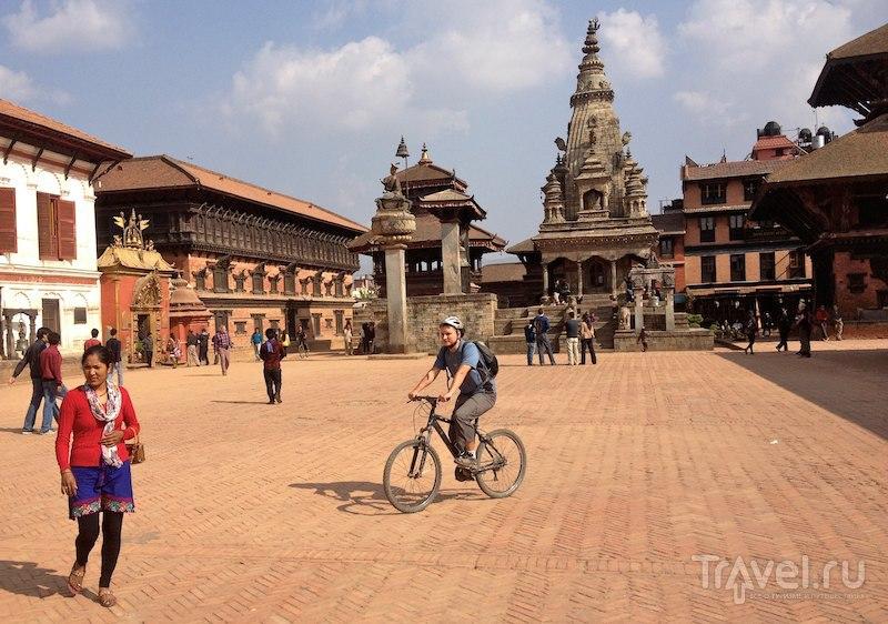 Непальские покатухи. ЛФК / Непал