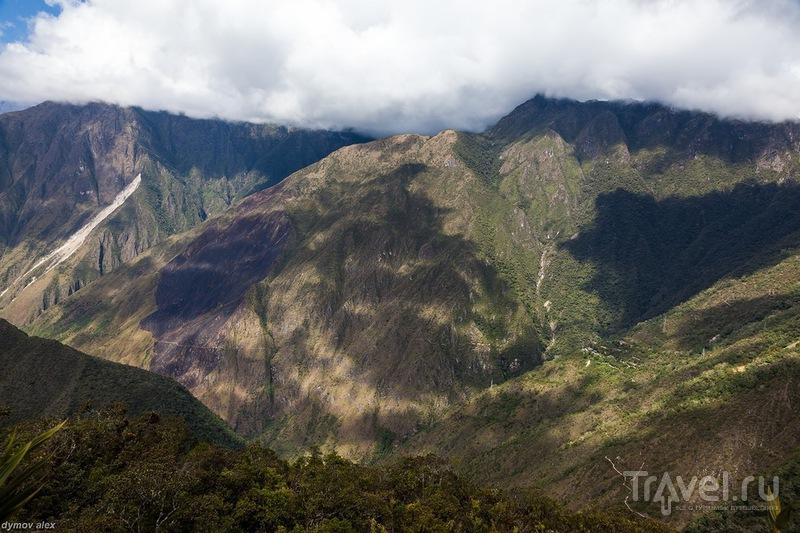 Гора и город Мачу-Пикчу. От рассвета до обеда / Перу