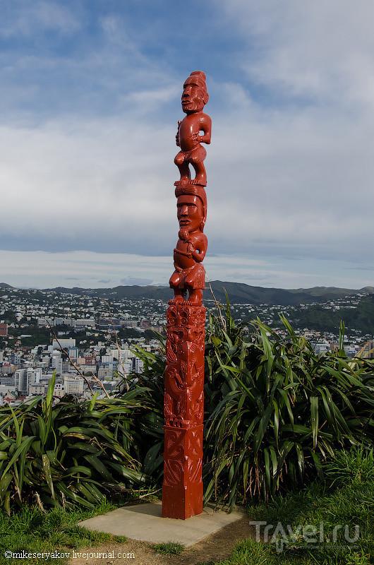 Новая Зеландия. Город ветров / Фото из Новой Зеландии