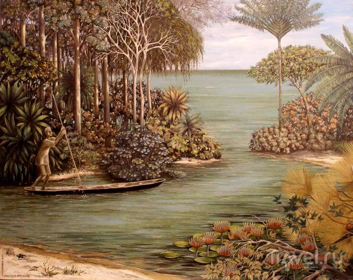 Мадагаскар глазами художника / Мадагаскар