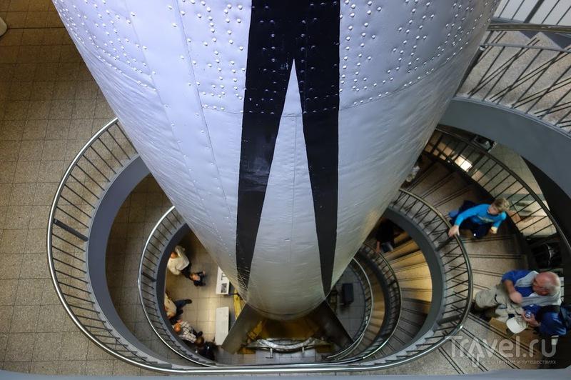 Немецкий музей (Deutsches Museum). Мюнхен / Германия