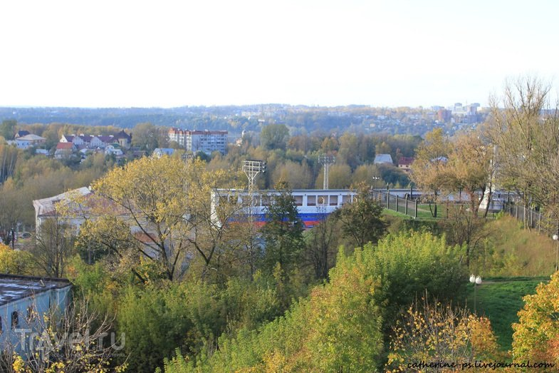 Смоленск. Лопатинский сад / Россия