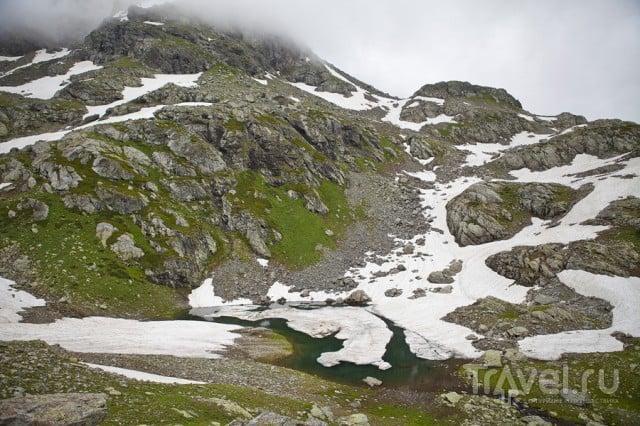 Абхазия. К истокам реки Ауадхара / Абхазия